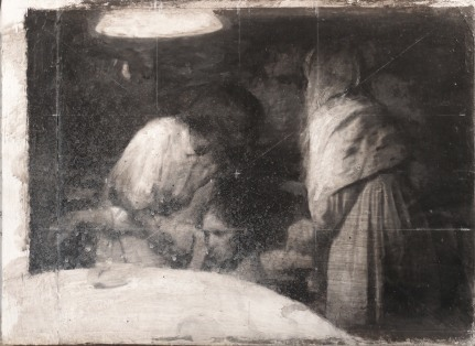 Study for The Decameron